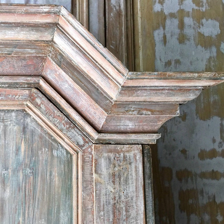 18th Century Gustavian Period Cabinet 4