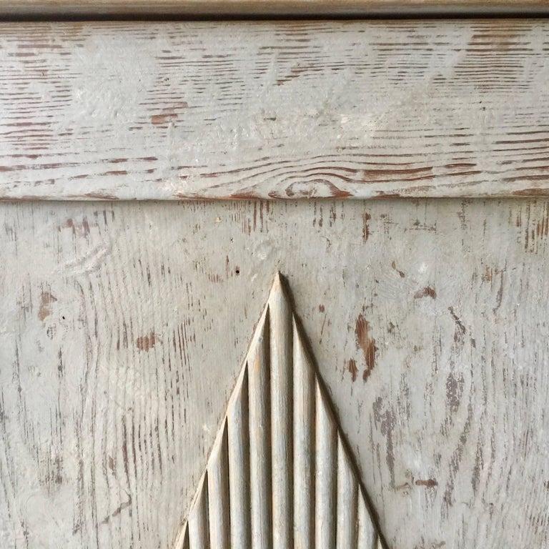 19th Century Swedish Gustavian Sideboard For Sale 2