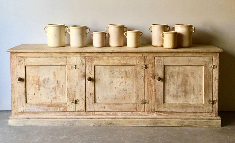 19th Century Italian Painted Sideboard For Sale 2