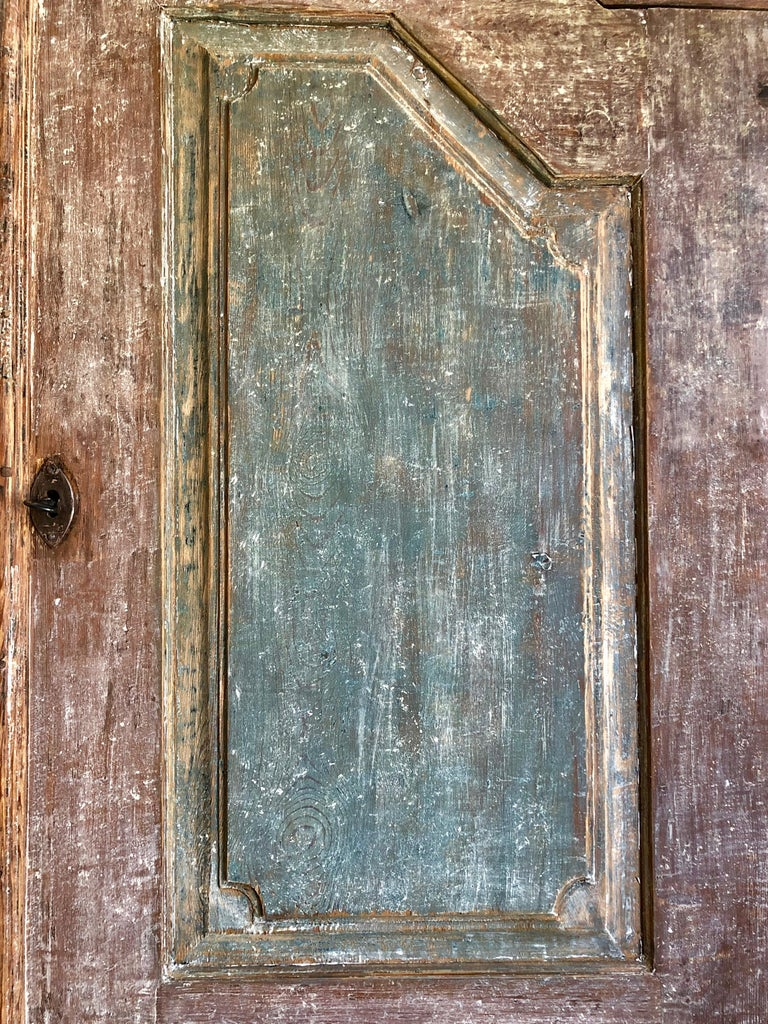 18th Century Swedish Gustavian Period Cabinet For Sale 2