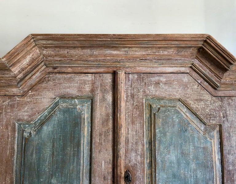 18th Century Swedish Gustavian Period Cabinet For Sale 8