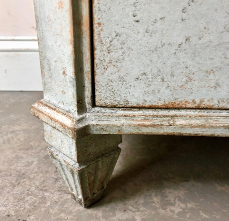 Period Swedish Gustavian Chest of Drawers For Sale 2