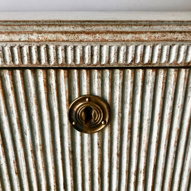 Bronze Period Swedish Gustavian Chest of Drawers For Sale