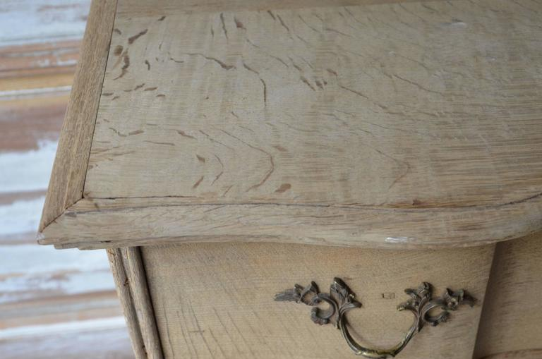 Oak 19th Century Danish Chest of Drawers For Sale