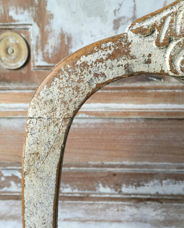 18th Century Period Swedish Chair In Good Condition For Sale In Charleston, SC