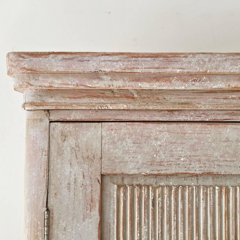 Exceptional Swedish Period Gustavian Cabinet 3