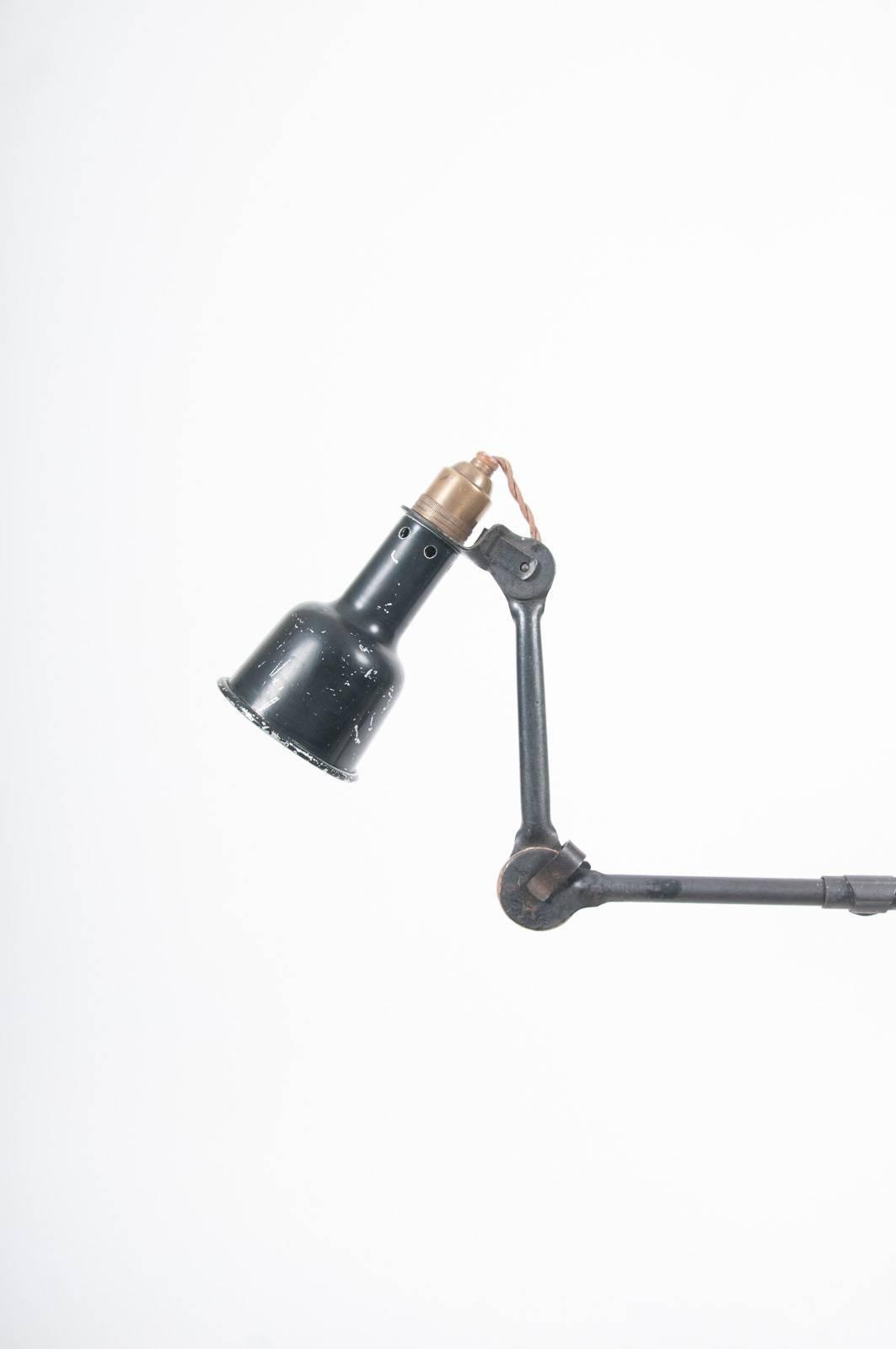 Gras ravel 403 model adjustable table lamp for sale at 1stdibs aloadofball Image collections