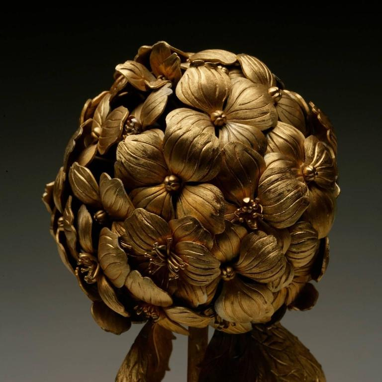 Tiffany and Co. sterling silver gilt