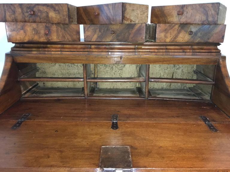 Baroque Bureau-Desk, Northern Italy, Lombardy, circa 1720 For Sale 1