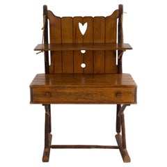 Rustic Old Hickory Hutch