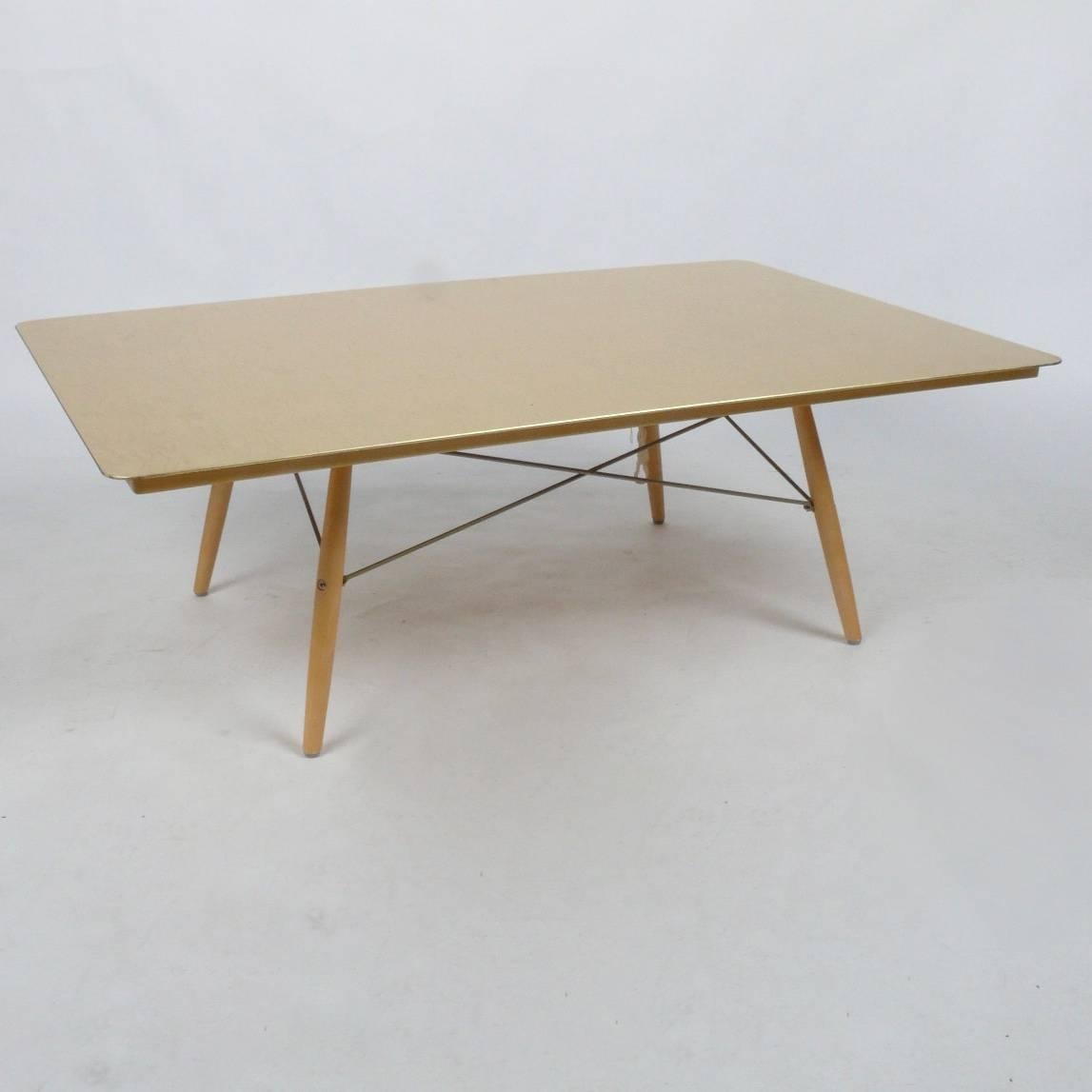 Eames house 50th anniversary coffee table at 1stdibs for Eames style coffee table