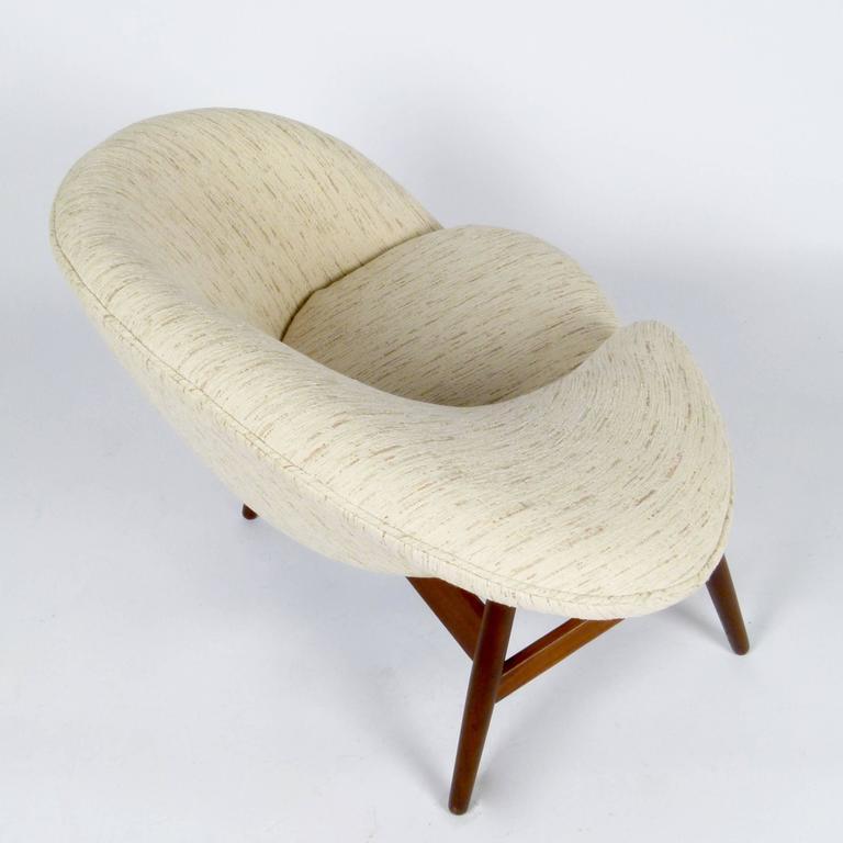 Hans Olsen Fried Egg Chair 6