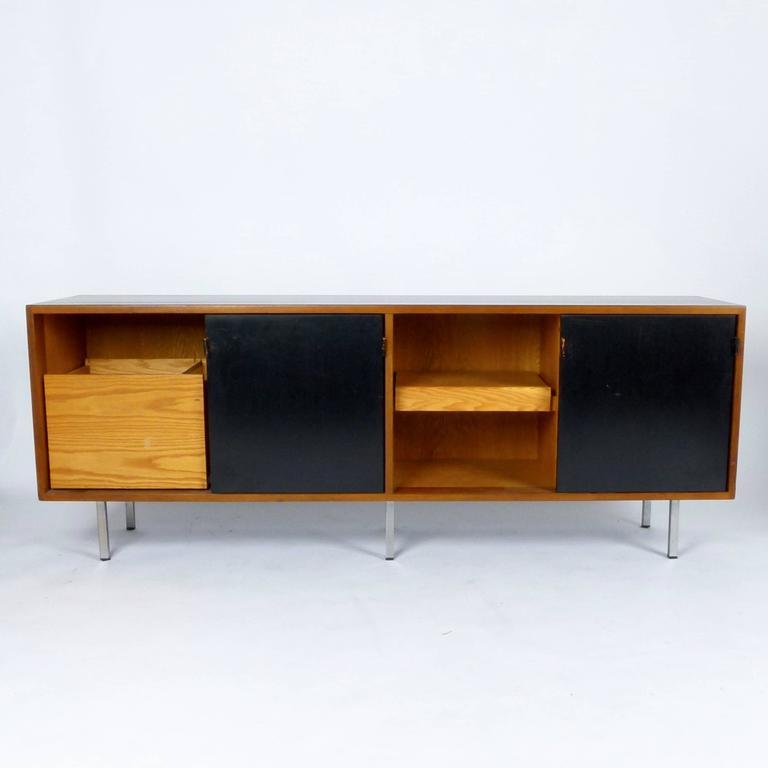 florence knoll credenza at 1stdibs. Black Bedroom Furniture Sets. Home Design Ideas