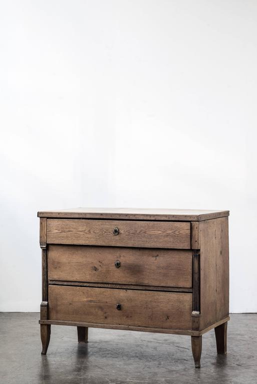 Solid Oak Dresser 2