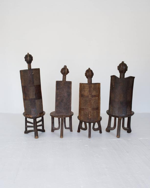 African Mossi Chairs 3