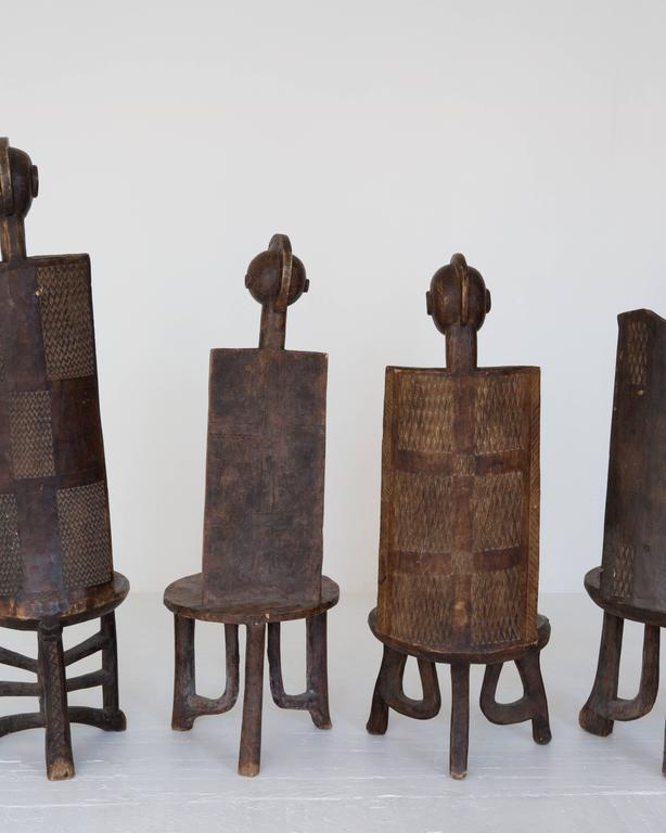 African Mossi Chairs 4