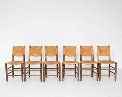Bauche Chairs by Charlotte Perriand