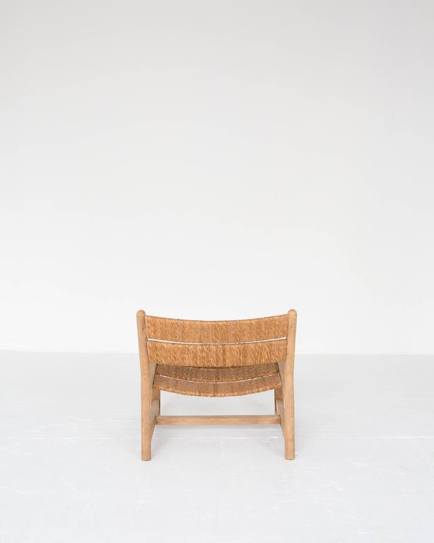 Mid-Century Modern Weekend Chair by Pierre Gautier-Delaye For Sale
