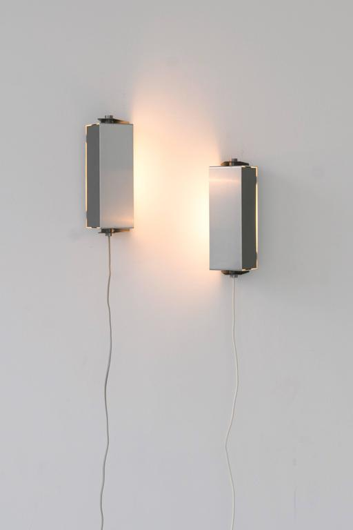 "Danish Jo Hammerborg ""Fuga"" Wall Sconce For Sale"