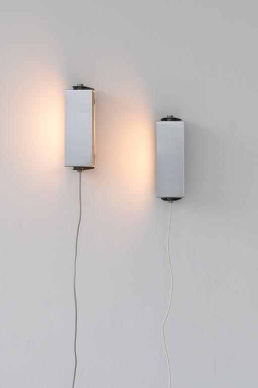 "Mid-Century Modern Jo Hammerborg ""Fuga"" Wall Sconce For Sale"