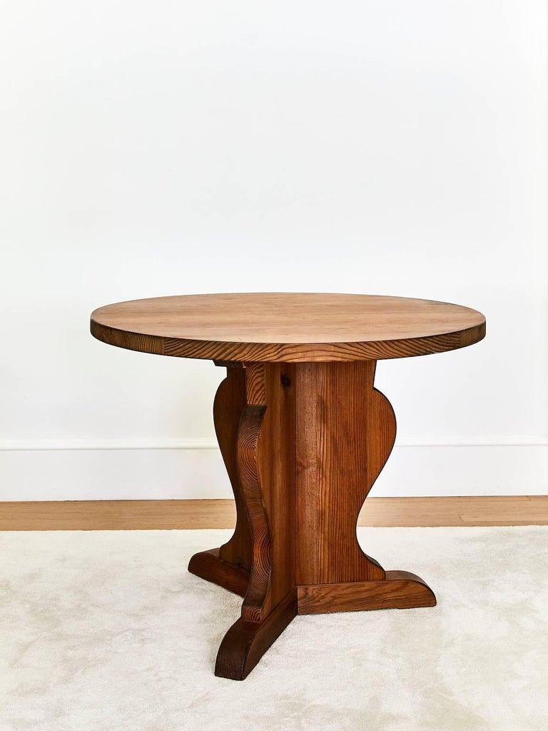 Axel Einar Hjorth for Nordiska Kompaniet Lovo Side Table 2