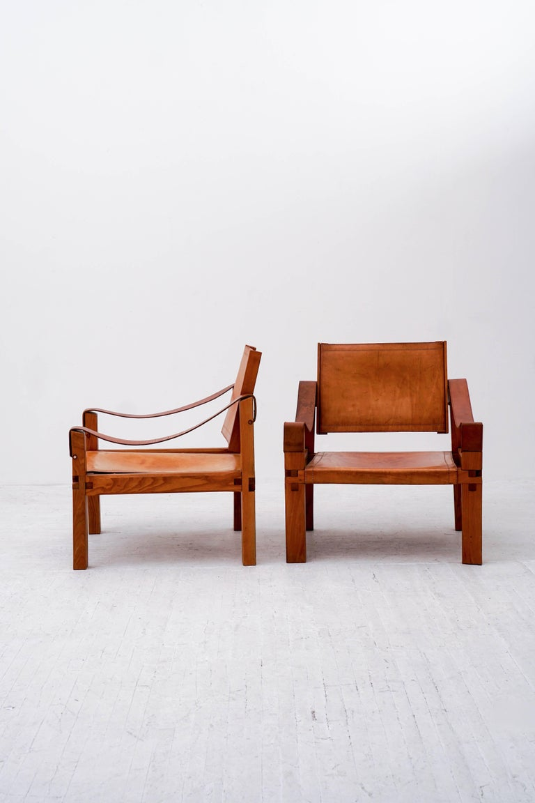Pierre Chapo S10 Lounge Chairs  4