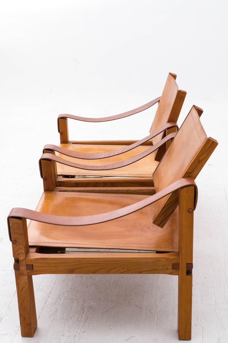 Pierre Chapo S10 Lounge Chairs  8