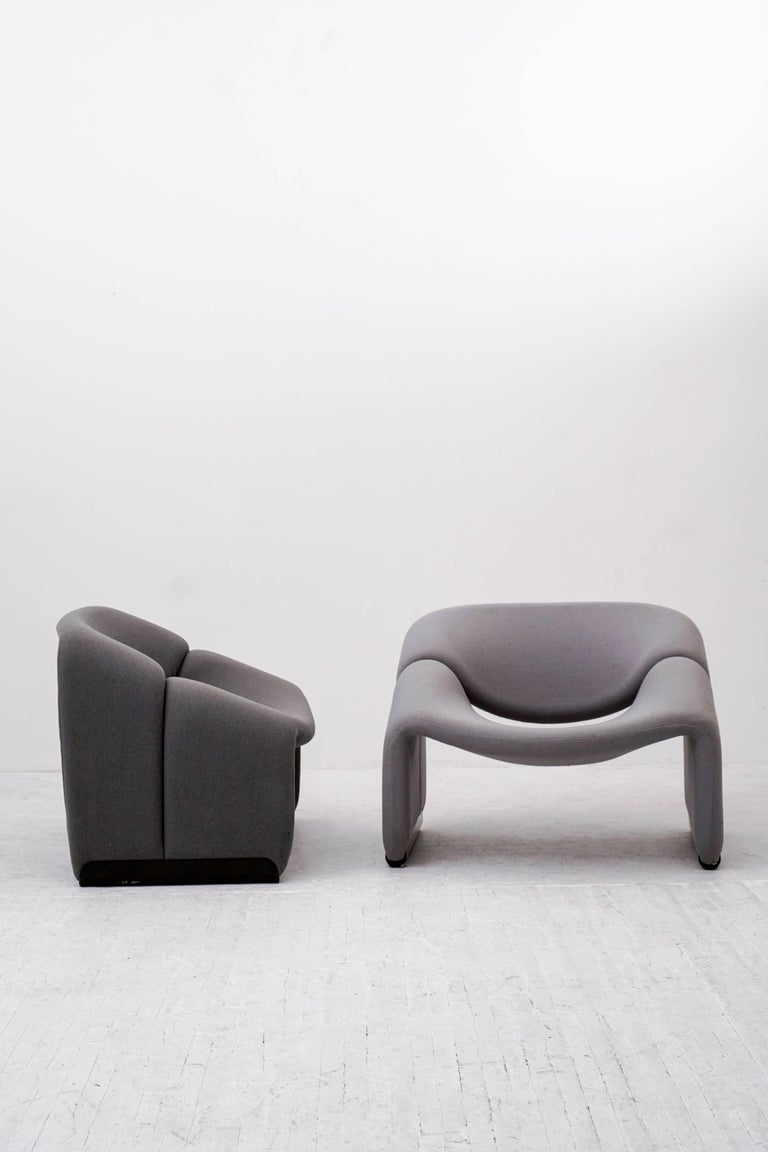 European Groovy Chairs by Pierre Paulin for Artifort  For Sale