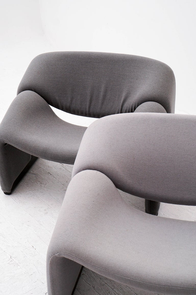 Late 20th Century Groovy Chairs by Pierre Paulin for Artifort  For Sale