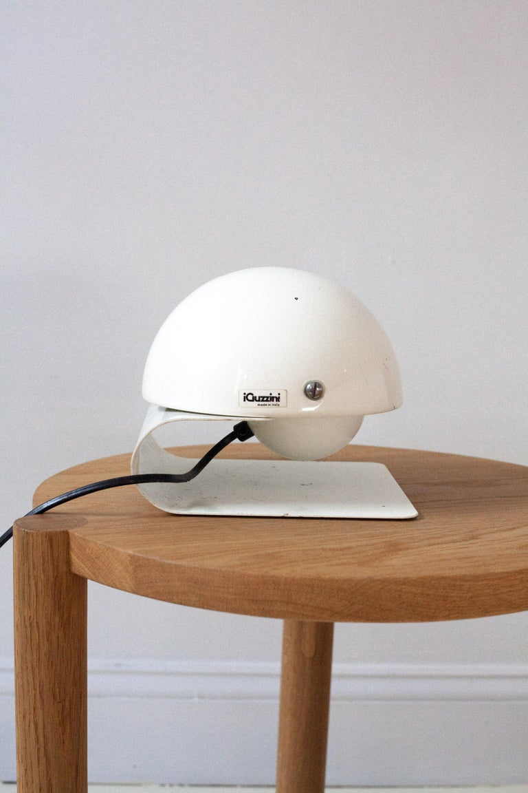 Italian Guzzini Table Lamp For Sale
