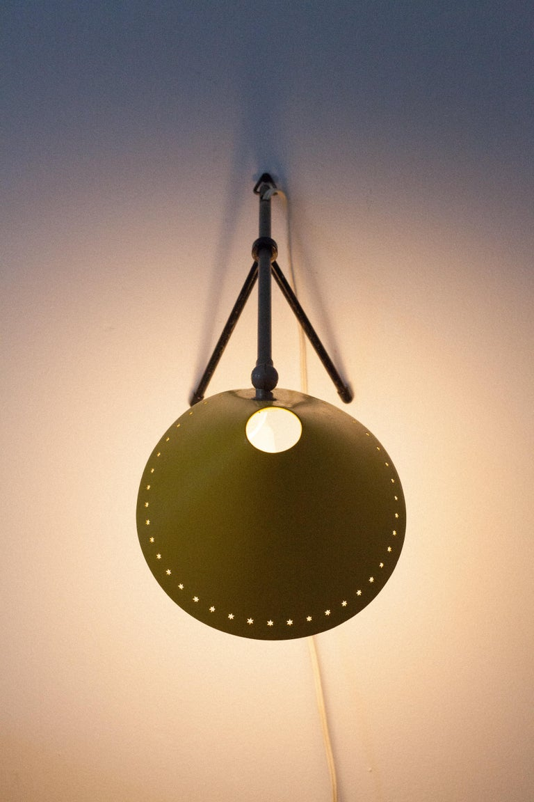 Pinocchio Table Lap or Wall Sconce for Hala Zeist In Good Condition For Sale In Brooklyn, NY