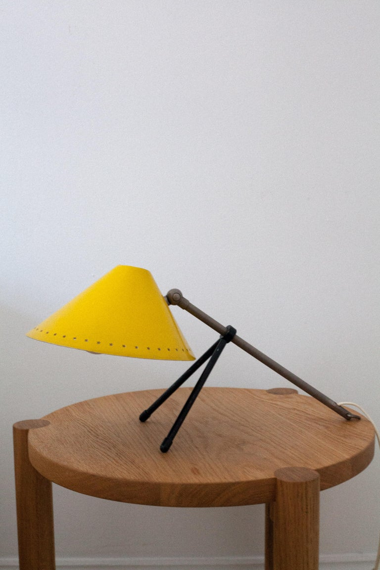 Mid-20th Century Pinocchio Table Lap or Wall Sconce for Hala Zeist For Sale