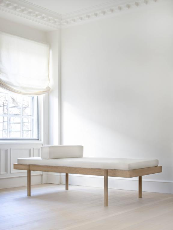 WC2 Daybed by ASH NYC in White Oak 8