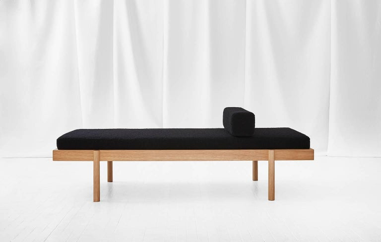 WC2 Daybed by ASH NYC in White Oak 3