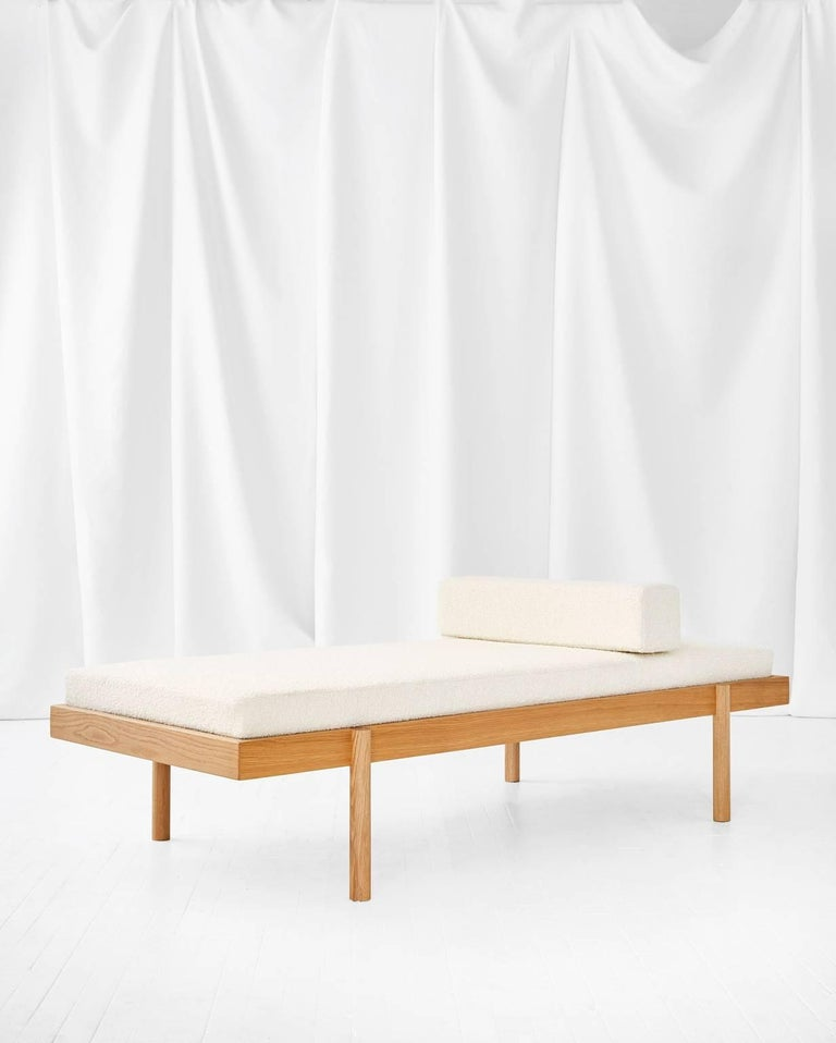 WC2 Daybed by ASH NYC in White Oak 4