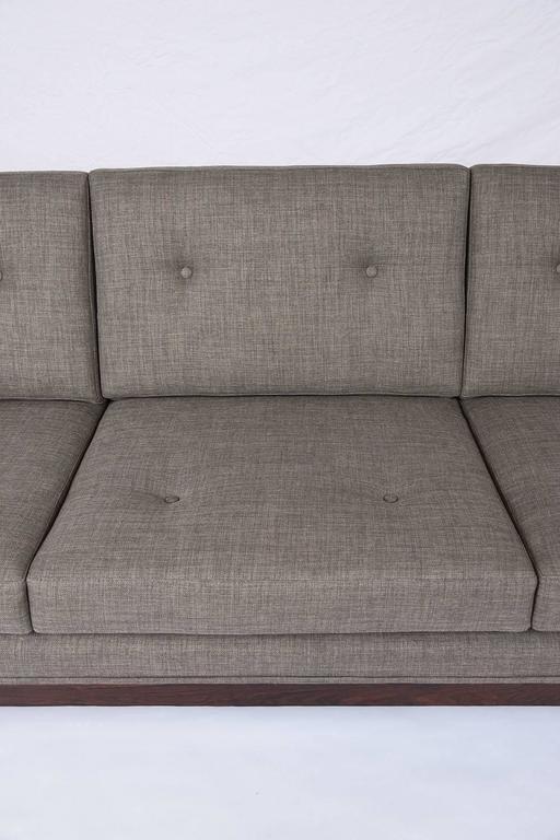 Mid Century Modern Milo Baughman Cube Sofa At 1stdibs