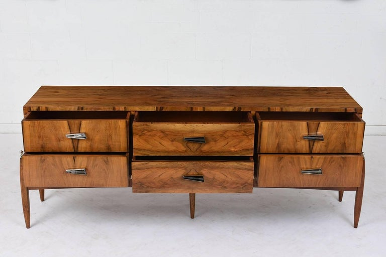 20th Century Pair of 1960s Modern Style  Italian Credenzas For Sale