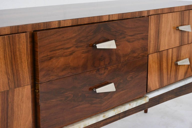 Pair of 1960s Modern Style  Italian Credenzas For Sale 1