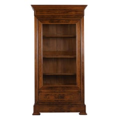 19th Century French Louis Philippe Style Bookcase