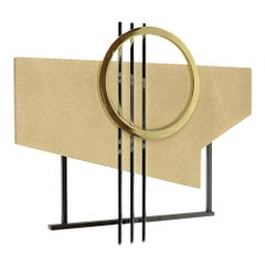 Mid-Century Modern Abstract Wall Sculpture