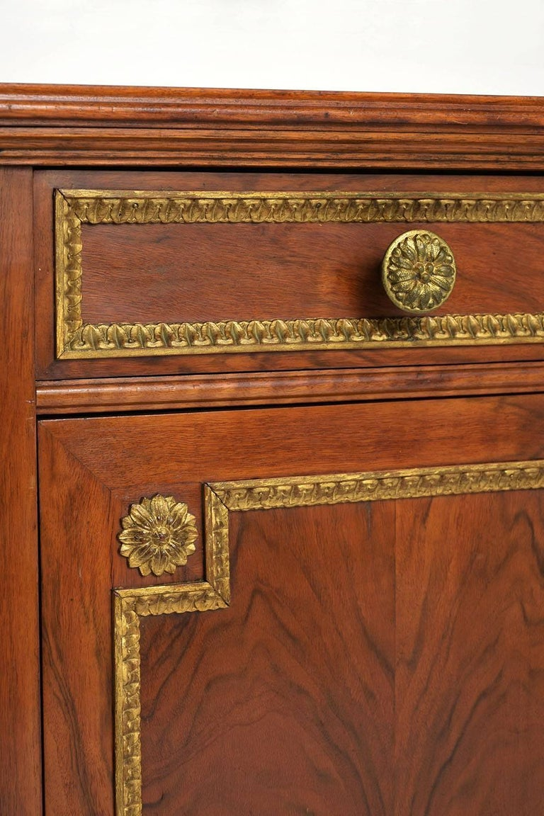 19th Century French Louis XVI-Style Nightstand For Sale 2