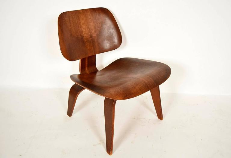 Charles Eames Bentwood Lounge Chair 3