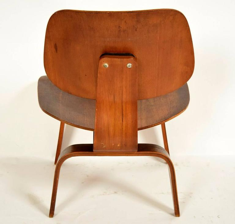 Charles Eames Bentwood Lounge Chair 7