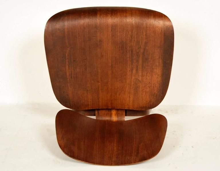 Charles Eames Bentwood Lounge Chair 6