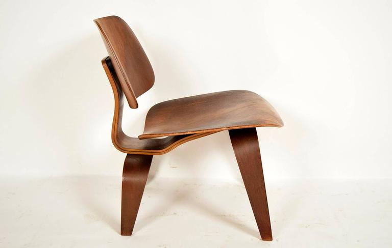 Charles Eames Bentwood Lounge Chair 4