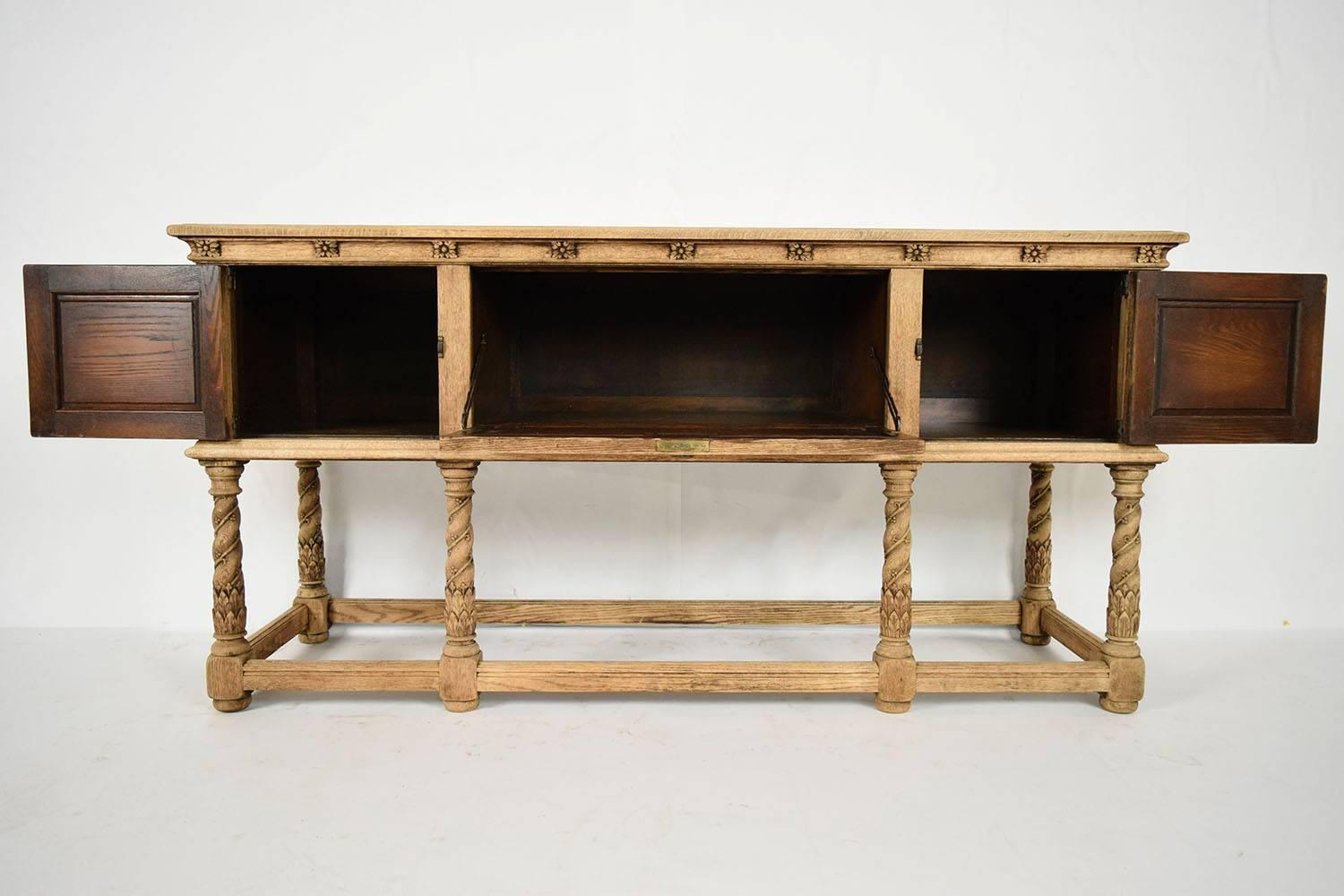 antique colonial style sideboard at 1stdibs