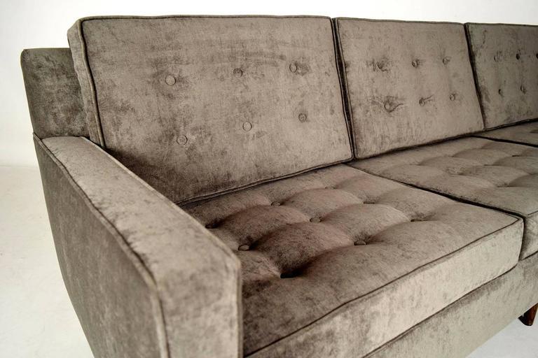 Vintage Mid-Century Modern Sofa 4