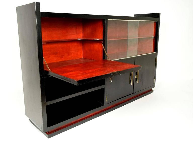 Antique Italian Liquor Cabinet Dry Bar For Sale At 1stdibs
