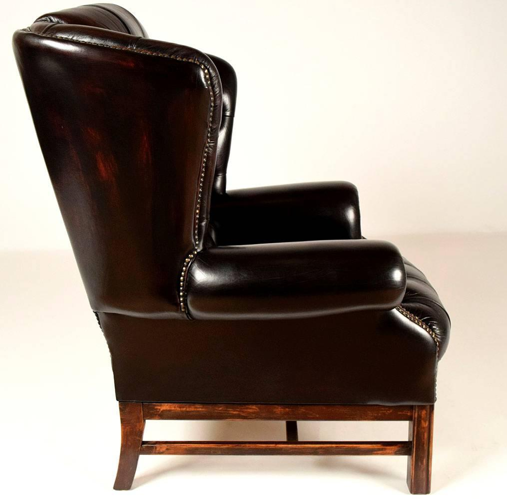 wingback chair by james uk