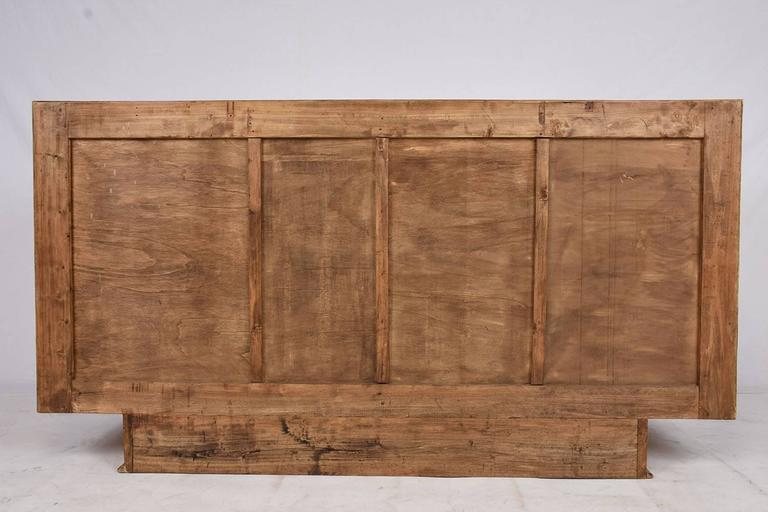 Mid-Century Modern Birch Wood Chest of Drawers For Sale 1